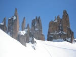 This is a photo taken on a ski trip to Argentina this September.