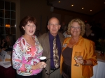 Barbara Hancock, Ed Horvath, Sue Bohl Mecouch